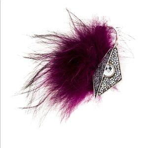 Fendi Earcuff earrings assessories